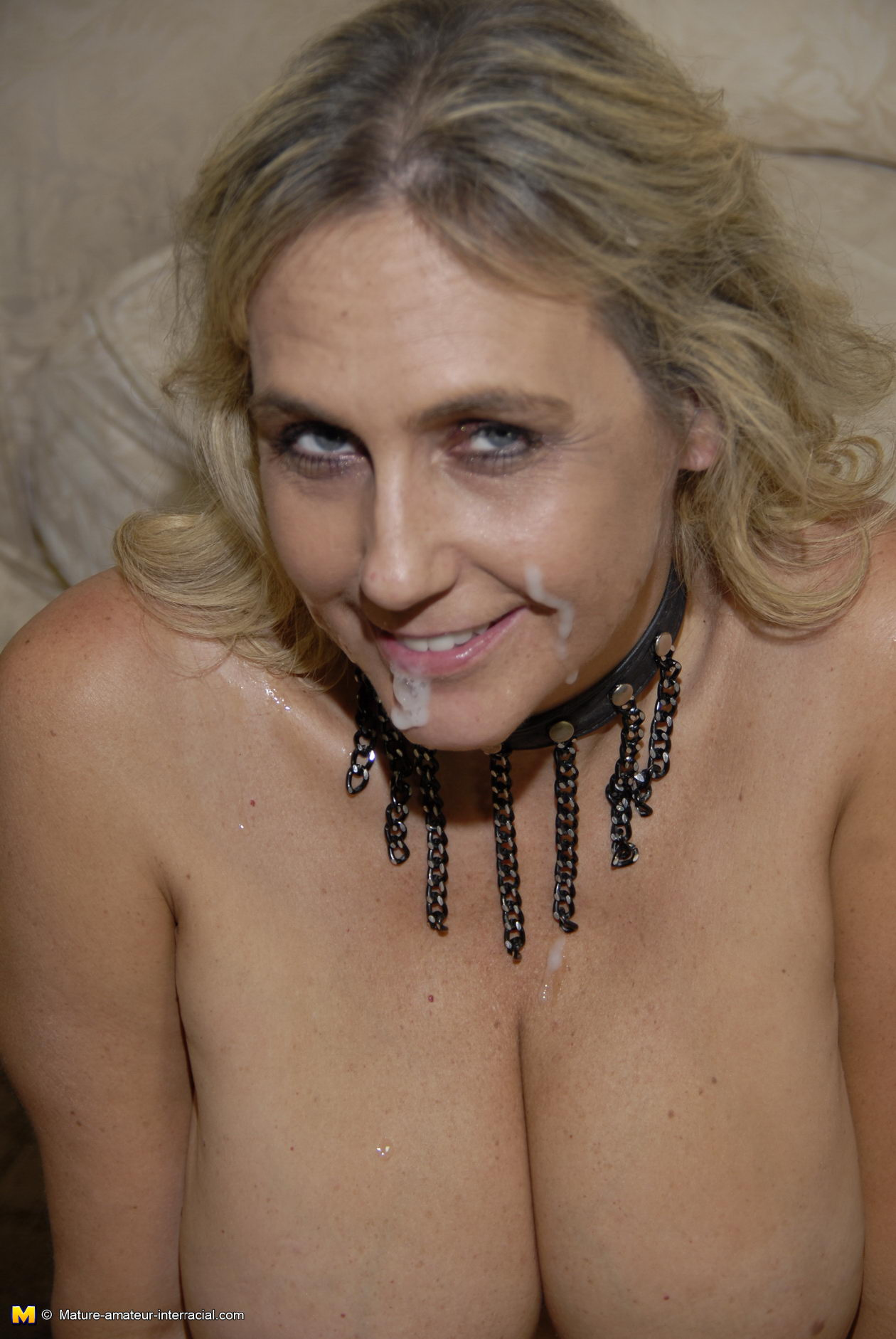 Brilliant idea mature blonde loves black cock question Likely