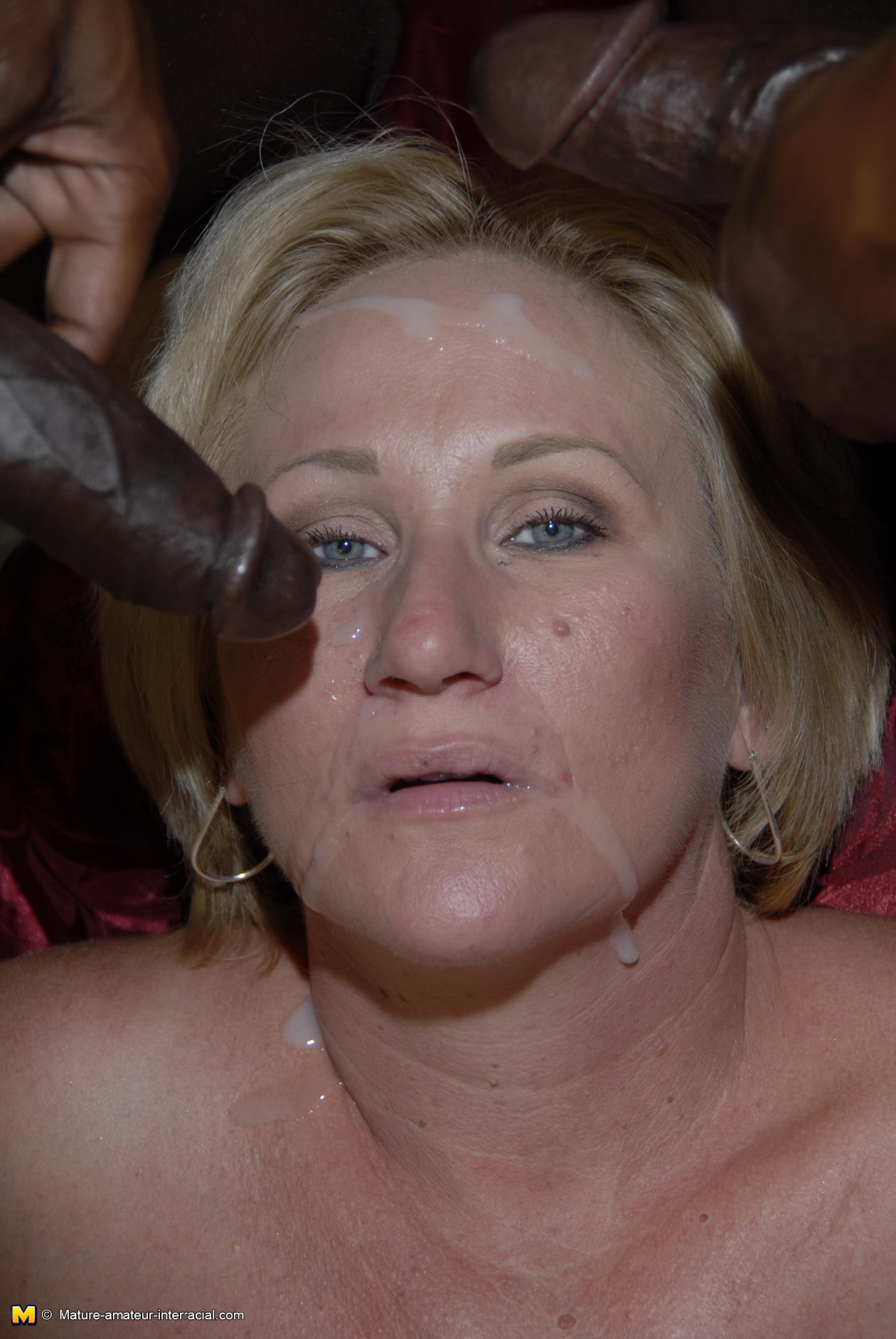Blonde Mature Cunt 67