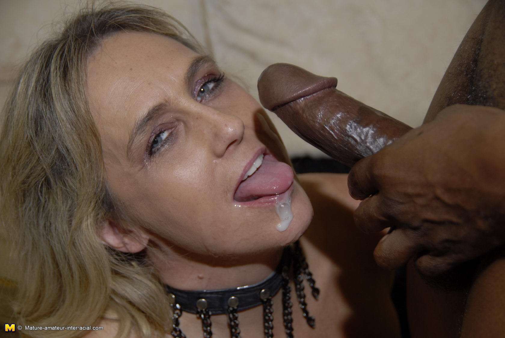 Two horny blondes fucking with a tall black guy Part 9 5